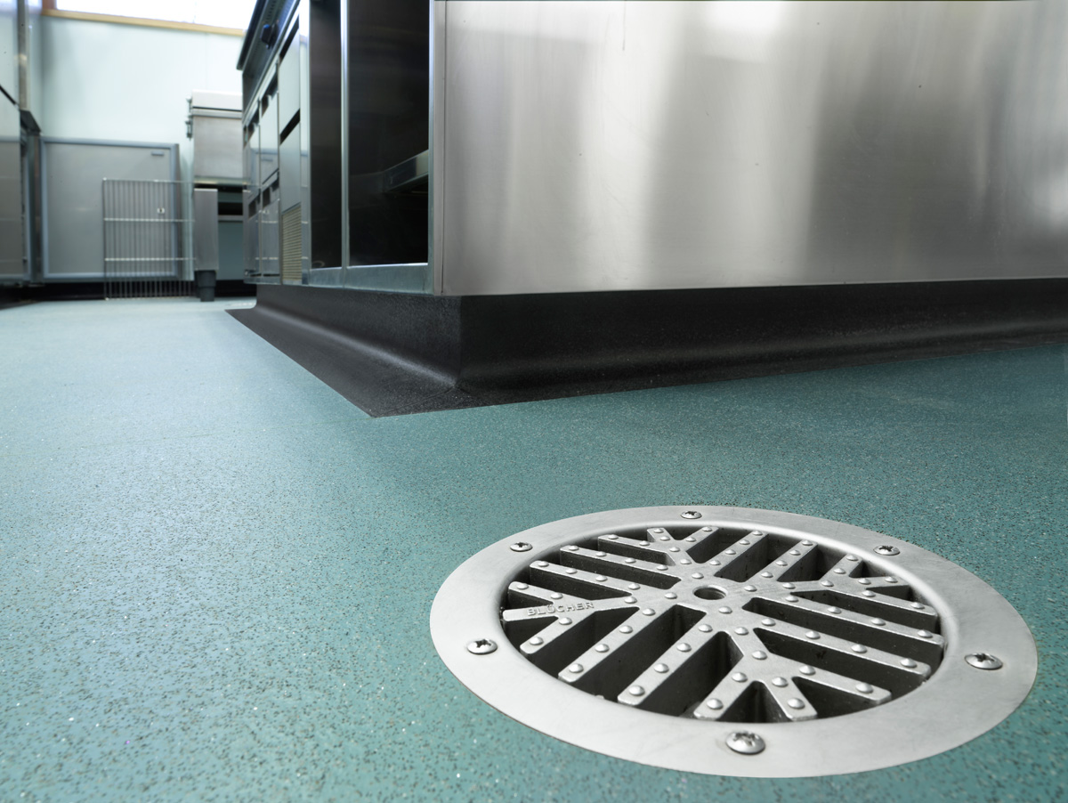 Commercial Flooring Contracts - Non Slip Flooring in Sudbury, Colchester & Ipswich